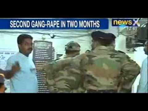 Mumbai Rape Horror : 16-year old girl gang-raped in Goregaon on pretext of Diwali puja - NewsX