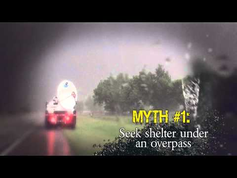 Three Dangerous Tornado Myths: Debunked