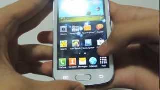 IDroid Brasil-- Como Deixar O Galaxy S Duos Mais Rapido