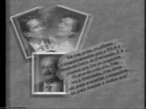 8 Impedimento de Collor 1992  Denuncia de Pedro Collor Globo  Velhos Jornais