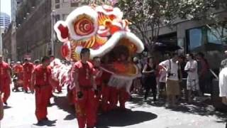 2011 World's Biggest Lion Sydney Chinese New Year