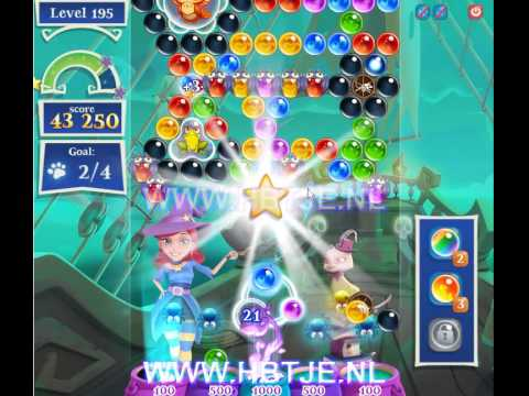 Bubble Witch Saga 2 level 195