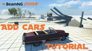 Game | Beamng Drive Add Car | Beamng Drive Add Car