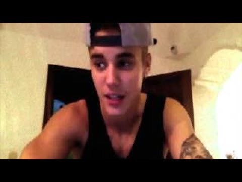Justin Bieber Video Confession - Giving Is The Best