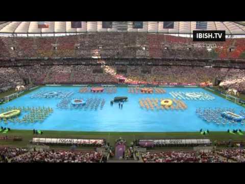 EURO 2012 Ceremonia otwarcia Polska - Ukraina