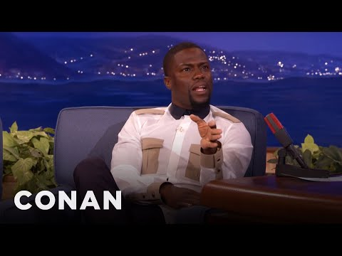 Kevin Hart: Ice Cube Never Laughs At Me