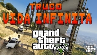 GTA V Vida Infinita Glitch (Truco & Tips)