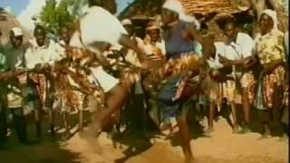 The Mbende Jerusarema Dance