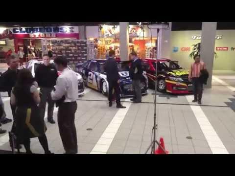 NASCAR Gen 6 visits CNN