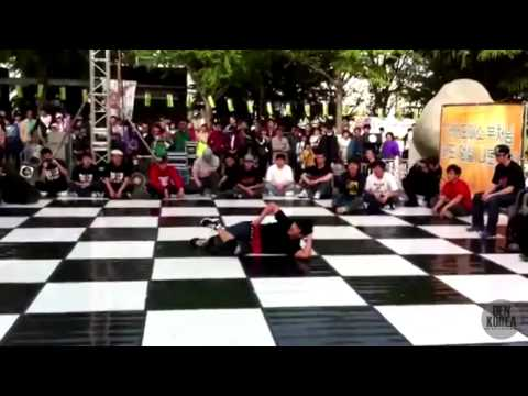 Bboy King So (Gamblerz/Cay) judge sets 2008-2013