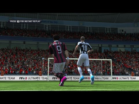 FIFA 13 Demo PC Gameplay HD