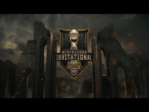 RNG vs. FNC | Semifinals Day 1 | Mid-Season Invitational | Royal Never Give Up vs. Fnatic (2018)