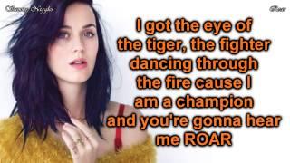 Roar Katy Perry Karaoke DuetSing With Katy!!|