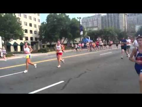 AJC Peachtree Road Race 2012