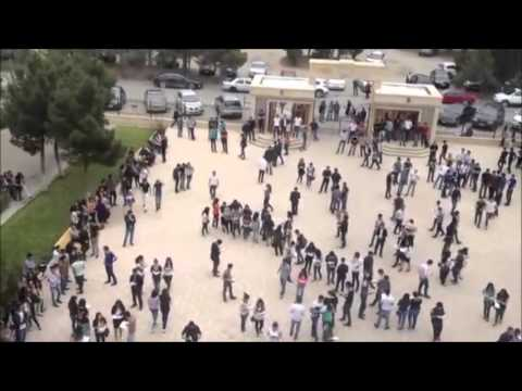 Azerbaijan Universities & Sumgait State University © 2013 Book Flashmob (Official Video Highlights)