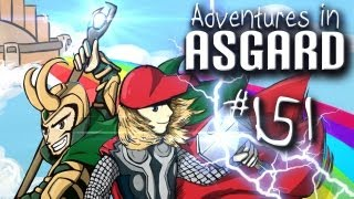 "Adventures in Asgard w/ Nova & Kootra - Ep. 151 ""Artyom"" (Minecraft)"