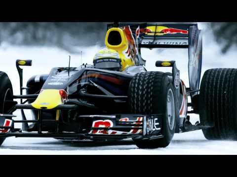 0 Red Bull F1 proves it can handle ice