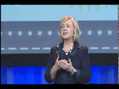 Secretary Clinton Launches No Ceilings: The Full Participation Project