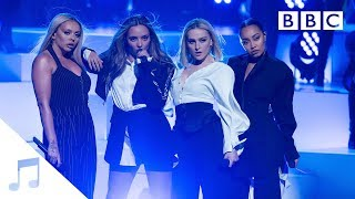 Little Mix perform Woman Like Me - BBC