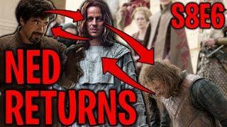 S8E6 Ned Stark Returns ? Ned Stark = Jaqen H'ghar = Syrio Forel ?!   Game of Thrones