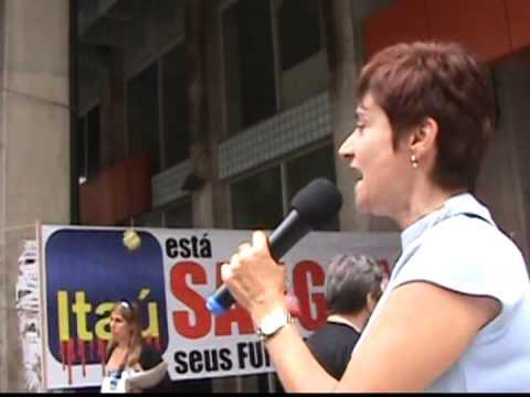 Em 2012 a luta vai ser maior no Itaú!!