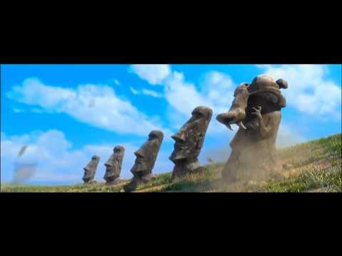 Opening to Ice Age: A Mammoth Christmas 2011 DVD (Australia)