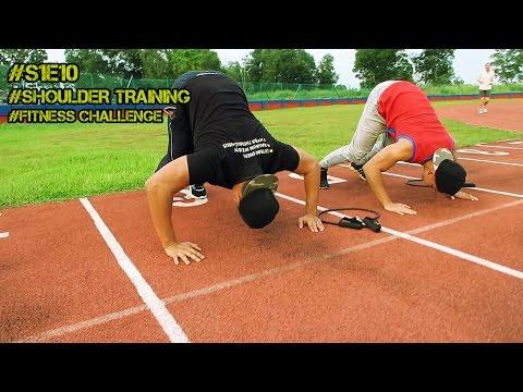 Bagaimana Cara Membina Otot Shoulder | Strongman Fitness