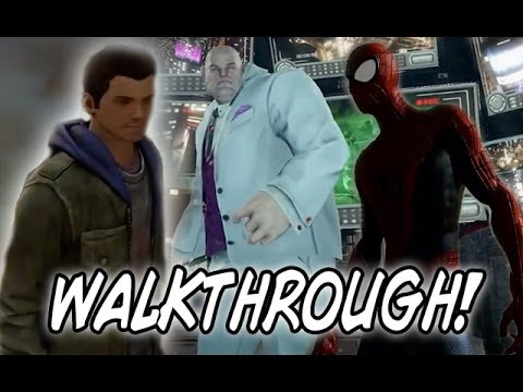 The Amazing Spider-Man 2 Video Game - Gameplay Walkthrough