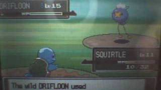 How To Catch Drifloon In Pokemon Platinum