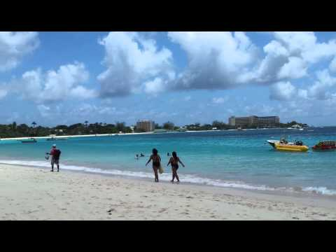 Carlisle Beach Barbados
