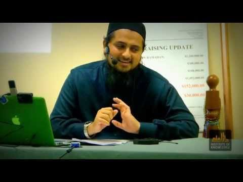 Part 9 - Tafseer of Surah Taha with Shaykh Furhan Zubairi