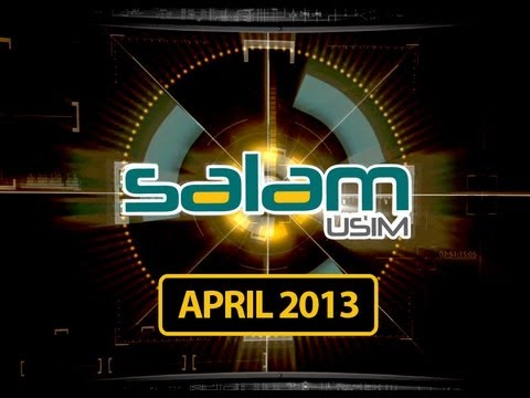 Salam USIM - April 2013