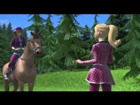Barbie y sus hermanas En una historia de ponis Completo Verdadero Part3