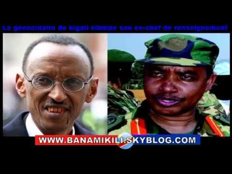 L'ex-chef de renseignement Patrick Karegeya assassiné par les services de Kagame