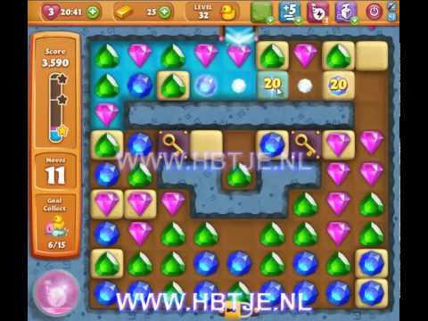 Diamond Digger Saga level 32