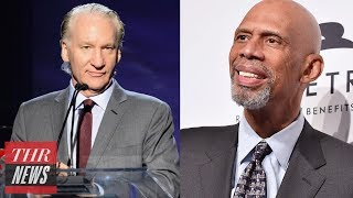 Kareem Abdul-Jabbar on Why Bill Maher Shouldn't Be Fired For Saying the N-Word | THR News