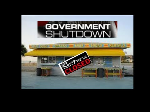Roy Oppenheim: What the government shutdown means to real estate, the economy and the hot dog guy.