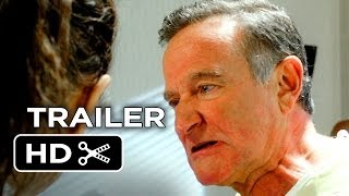 The Angriest Man in Brooklyn Official Trailer #2 (2014) - Robin Williams Comedy HD