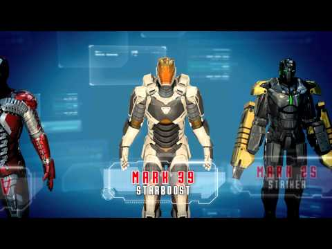 Iron Man 3 - The Official Game - Stark Industries
