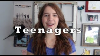 Ten Things that Parents should know about Teenagers