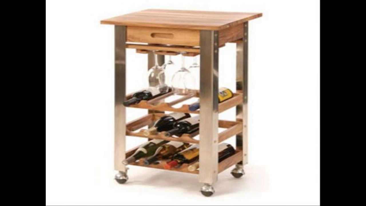 Kitchen Trolley Designs Youtube