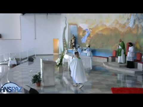 Santa Missa | 05.09.2021 | Domingo | Padre José Alem | ANSPAZ