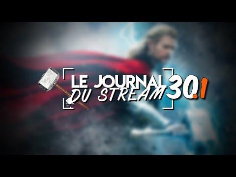 Le Journal du Stream #30.1 - Nouveau souffle pour THOR ?