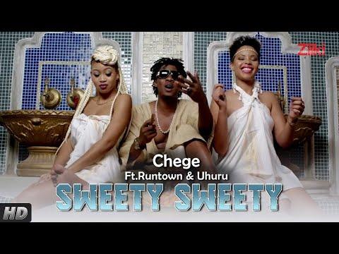 Chege feat.Runtown & Uhuru - Sweety sweety (Official Music Video)