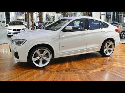 BMW X4 M Sport Package Showcased | Abu Dhabi Dealer