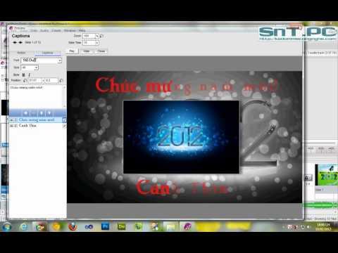 [Tips] Hướng dẫn tạo Video từ Proshow Gold [GallerySoft.info - http://www.GallerySoft.info].avi