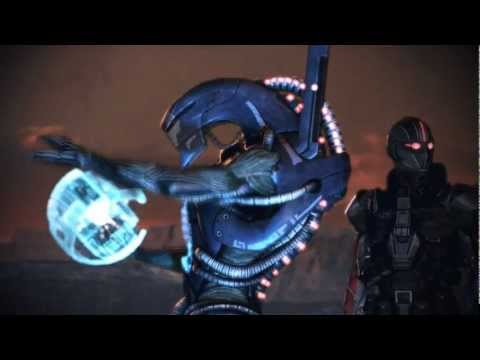 Mass Effect 3: Freeing The Geth
