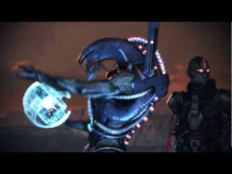 Mass Effect 3: Freeing The Geth
