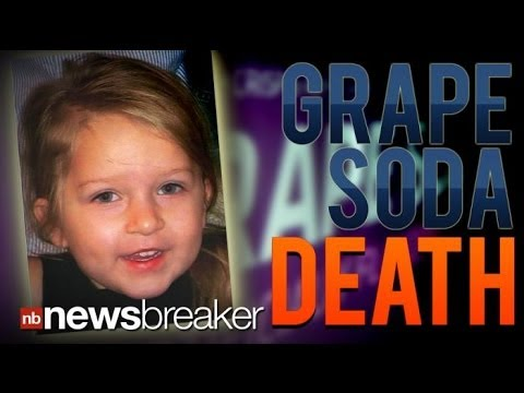 GRAPE SODA DEATH: Investigation Reveals Parents Forced Daughter to