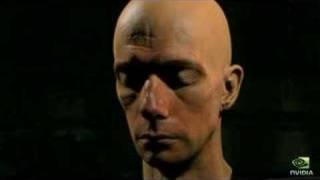 Ember fej az Nvidia-tól